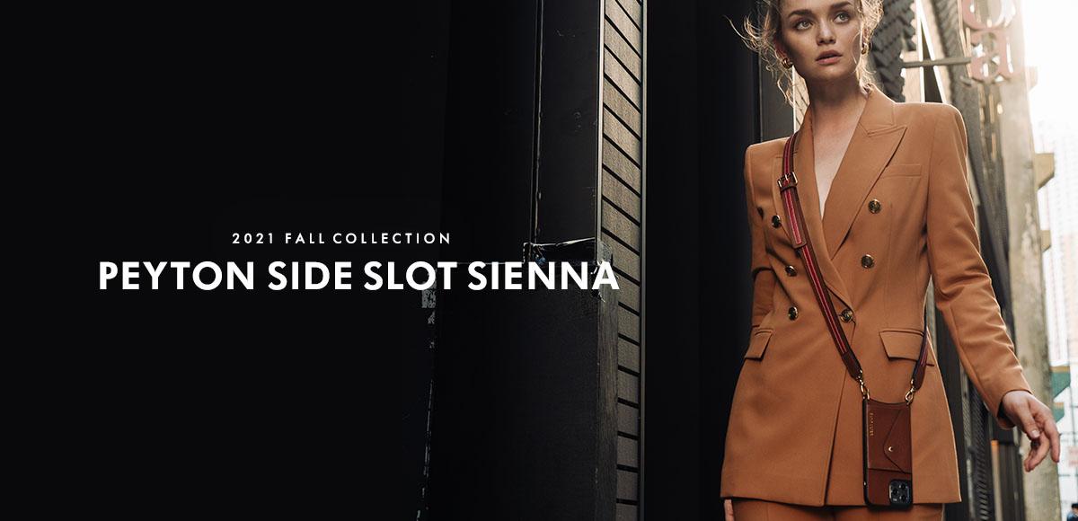 2021 Fall Collection - Peyton Side Slot Sienna