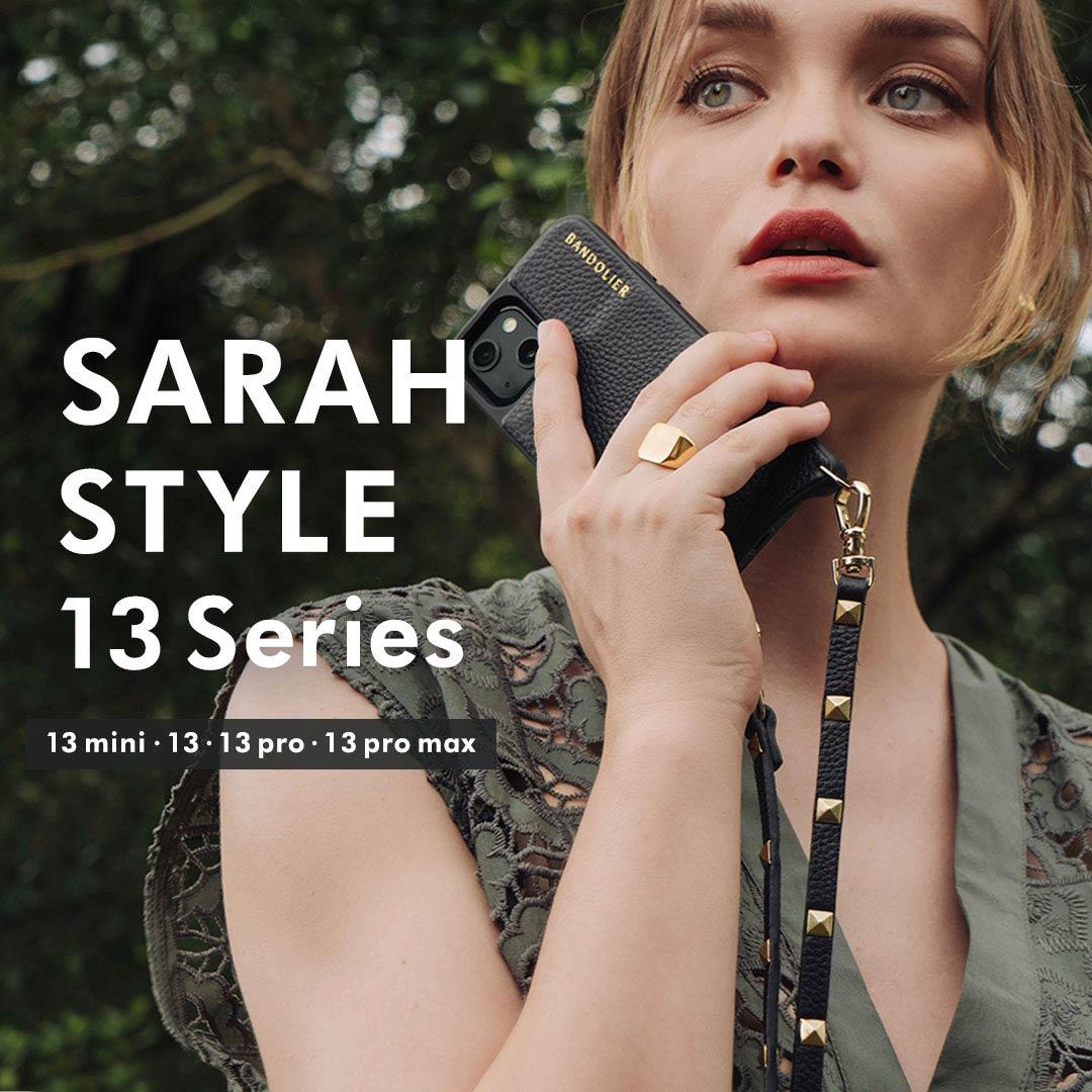 iPhone13シリーズ - SARAH GOLD / SARAH PEWTER