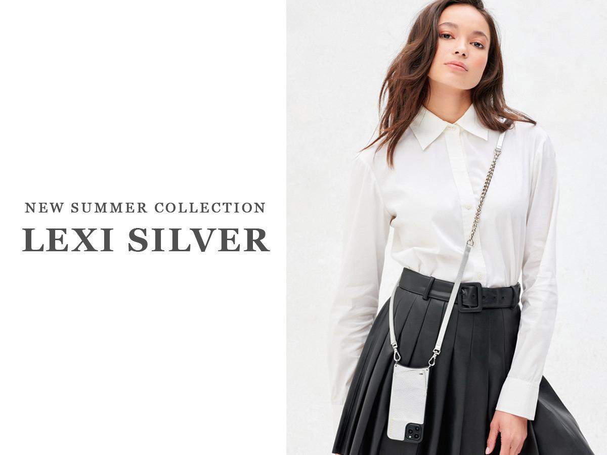 2020 Summer Collection - Lexi Rich Silver
