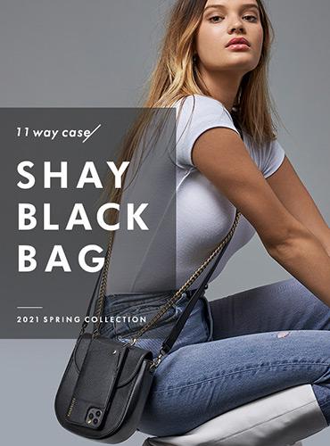 SHAY BLACK BAG / CAMERON BLACK BAG / SLONE GREY BAG