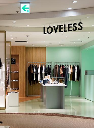 POP UP NEWS / LOVELESS KYOTO