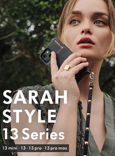 SARAH GOLD サラ ゴールド / SARAH BLACK サラ ブラック