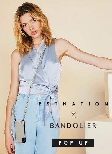 【BANDOLIER】POP UP STOREをESTNATION 二子玉川店にて期間限定OPEN!