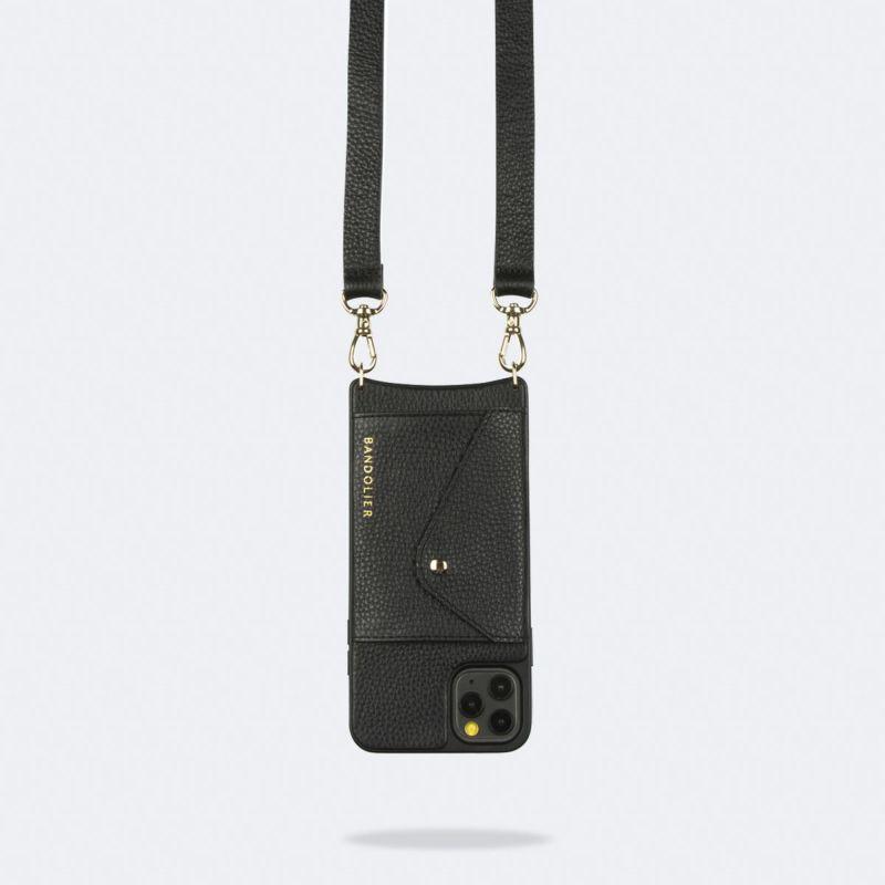 【iPhone 11 Pro】HAILEY SIDE SLOT GOLD ヘイリー サイドスロット ゴールド
