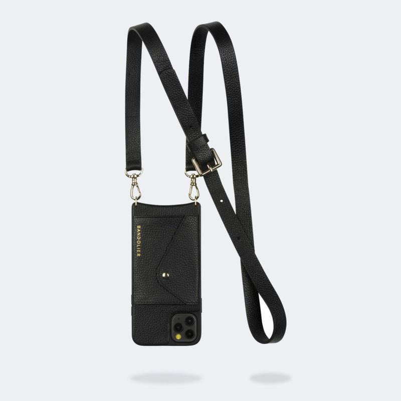 【iPhone 11 Pro Max】HAILEY SIDE SLOT GOLD ヘイリー サイドスロット ゴールド