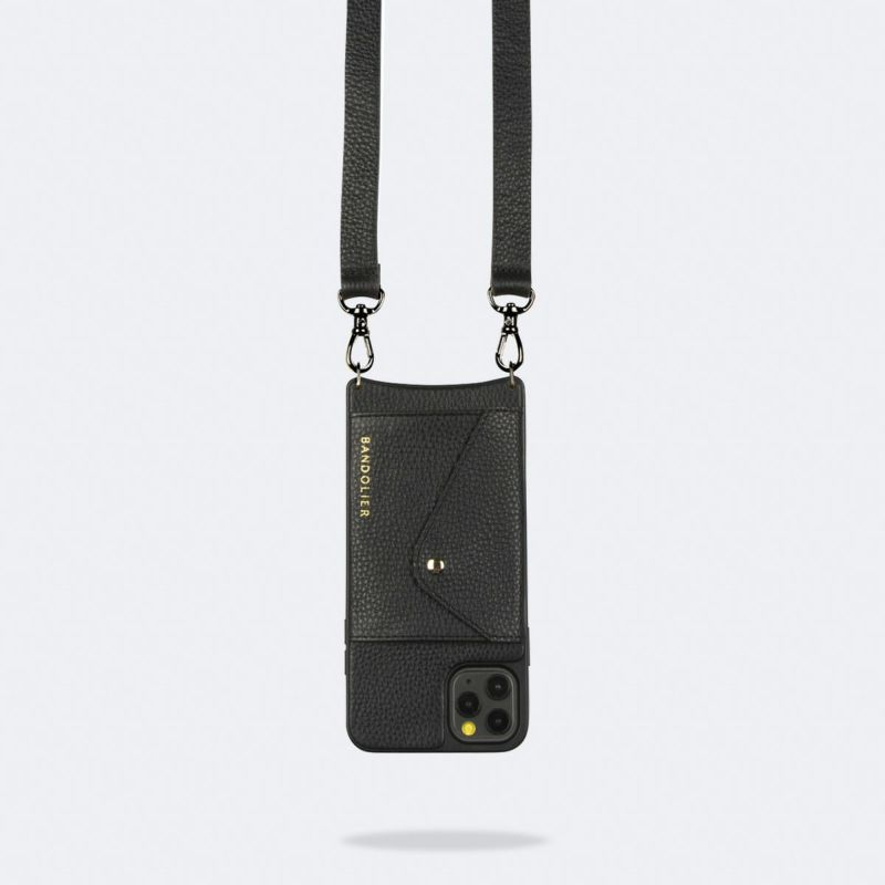 【iPhone 11 Pro】HAILEY SIDE SLOT PEWTER ヘイリー サイドスロット ピューター