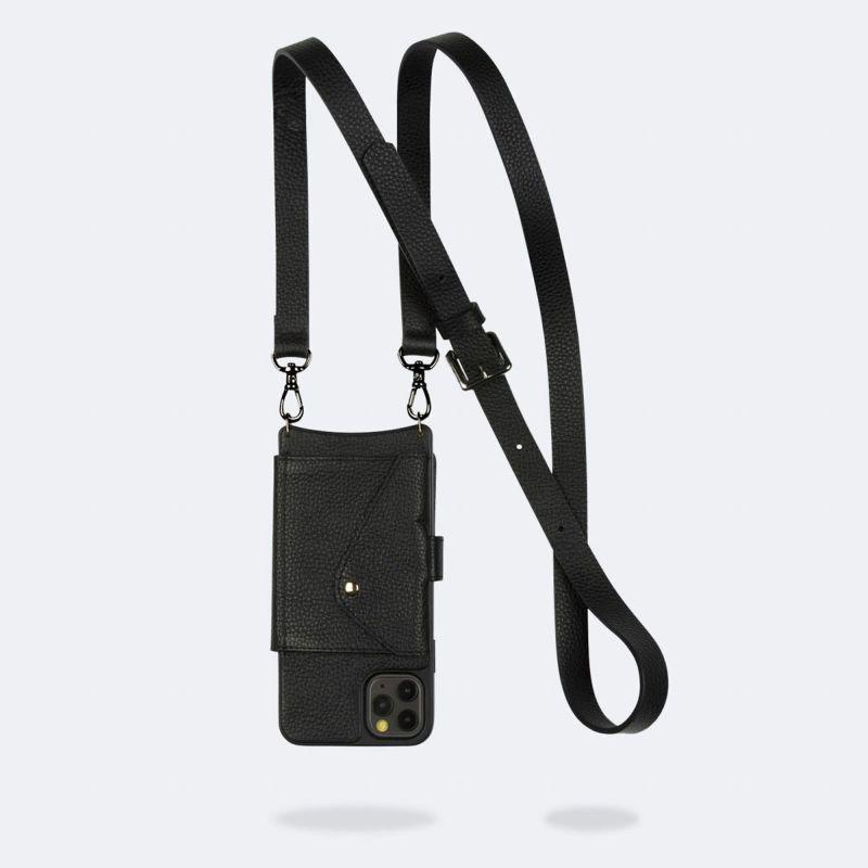 【iPhone 11 Pro Max】HAILEY FOLIO PEWTER ヘイリー フォーリオ ピューター