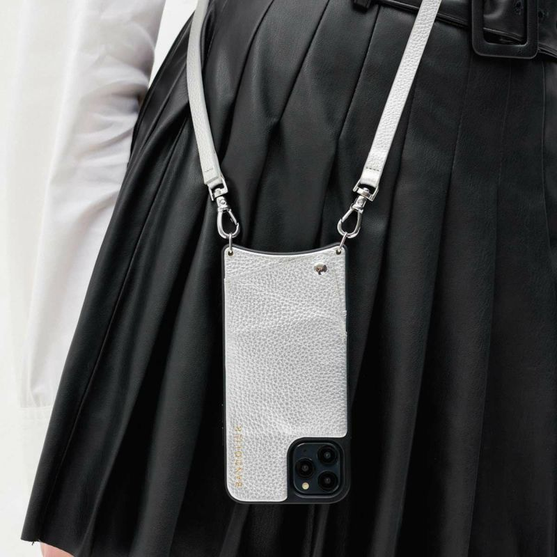 【iPhone SE/8/7/6s/6】LEXI RICH SILVER レクシー リッチ シルバー