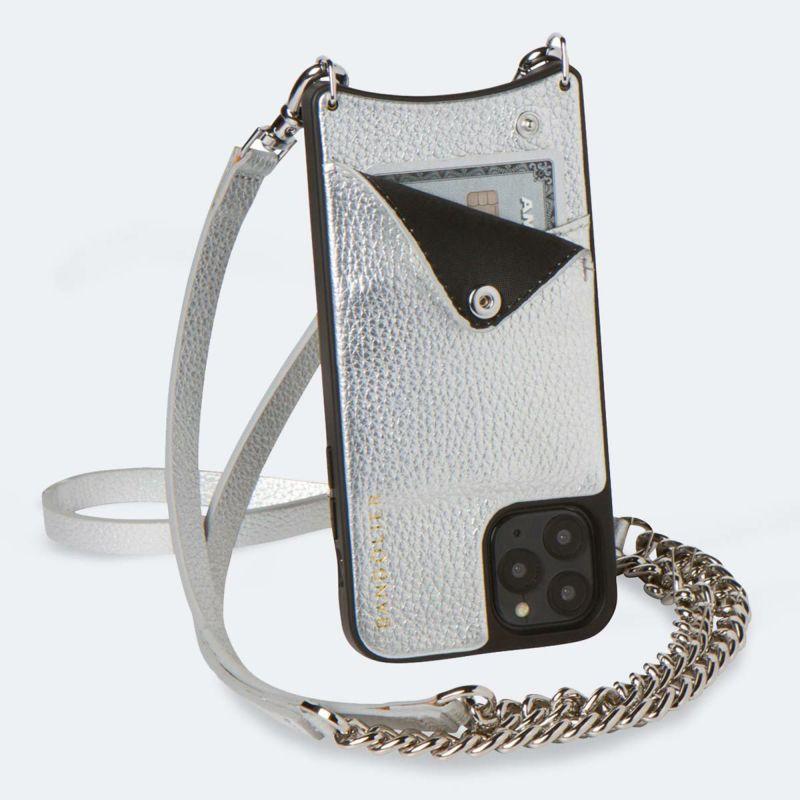 【iPhone 11 Pro】LEXI RICH SILVER レクシー リッチ シルバー