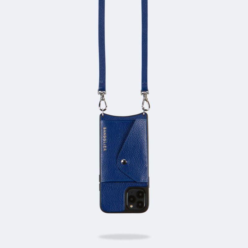 【iPhone SE/8/7/6s/6】DONNA ROYAL BLUE ドナー ロイヤル ブルー