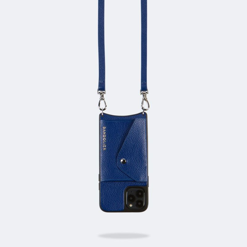 【iPhone X/XS】DONNA ROYAL BLUE ドナー ロイヤル ブルー