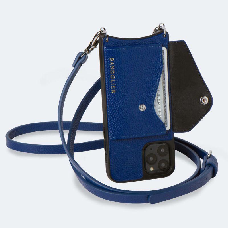 【iPhone 11 Pro】DONNA ROYAL BLUE ドナー ロイヤル ブルー
