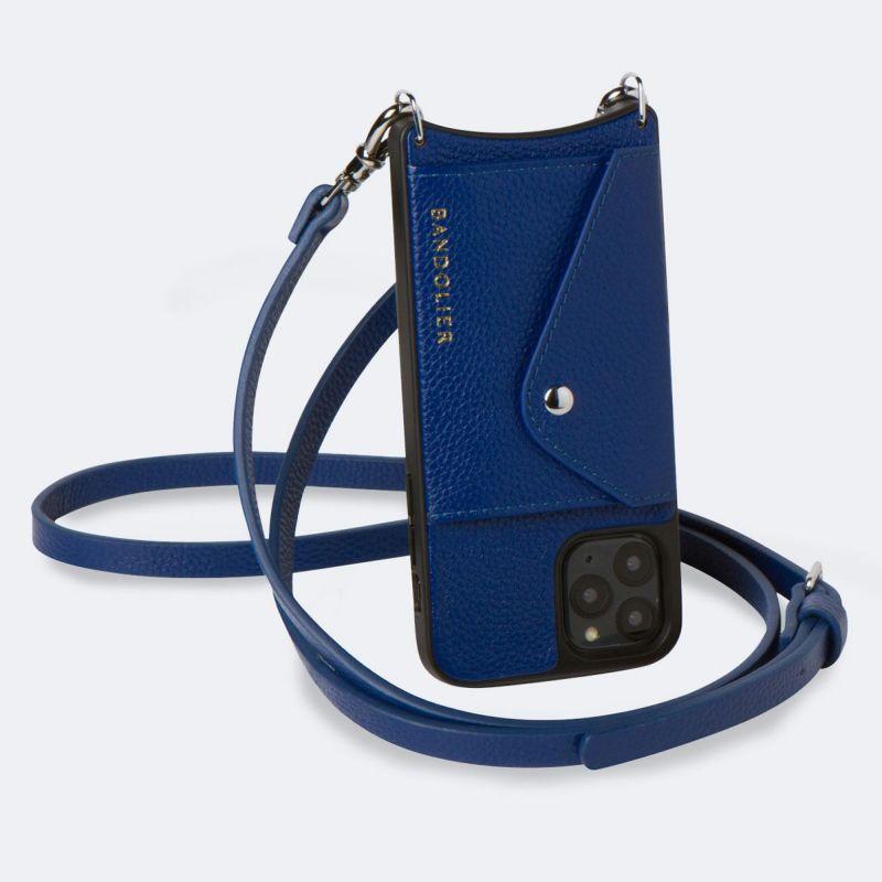 【iPhone 11 Pro Max】DONNA ROYAL BLUE ドナー ロイヤル ブルー