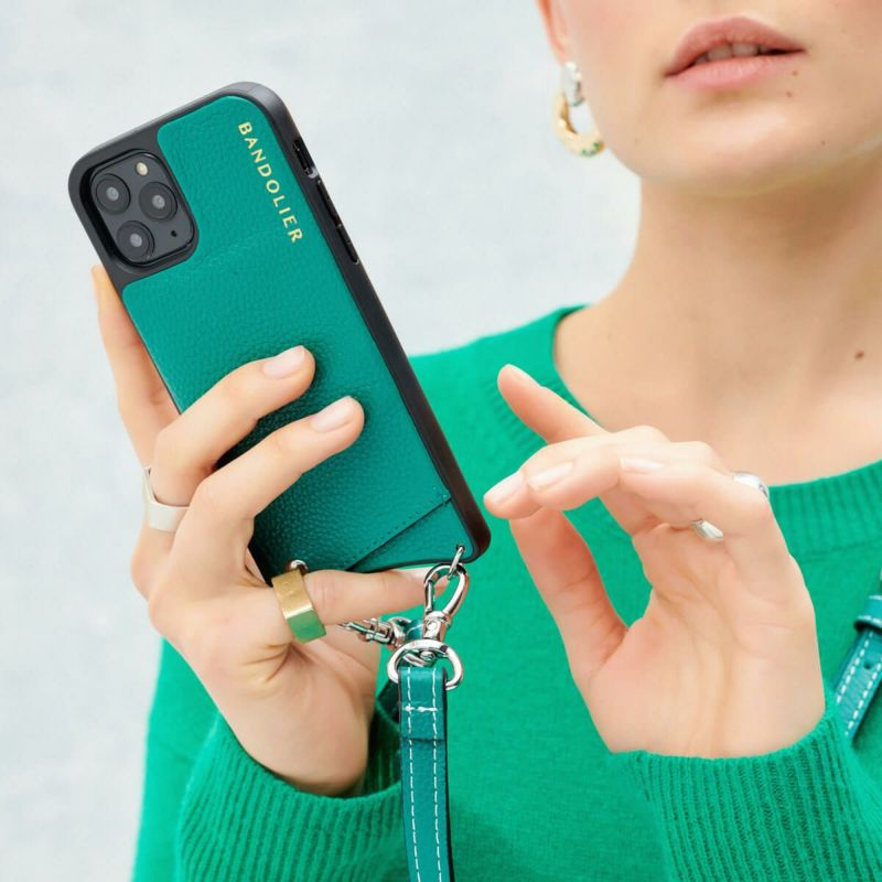 【iPhone 11 Pro Max】CASEY GREEN ケイシー グリーン