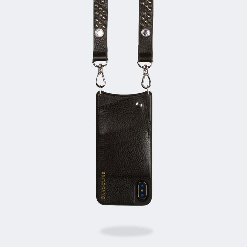【iPhone XS MAX】AVA BLACK アバ ブラック