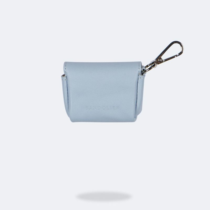 AirPods Pro POUCH LIGHT BLUE エアーポッズプロ ポーチ ライトブルー