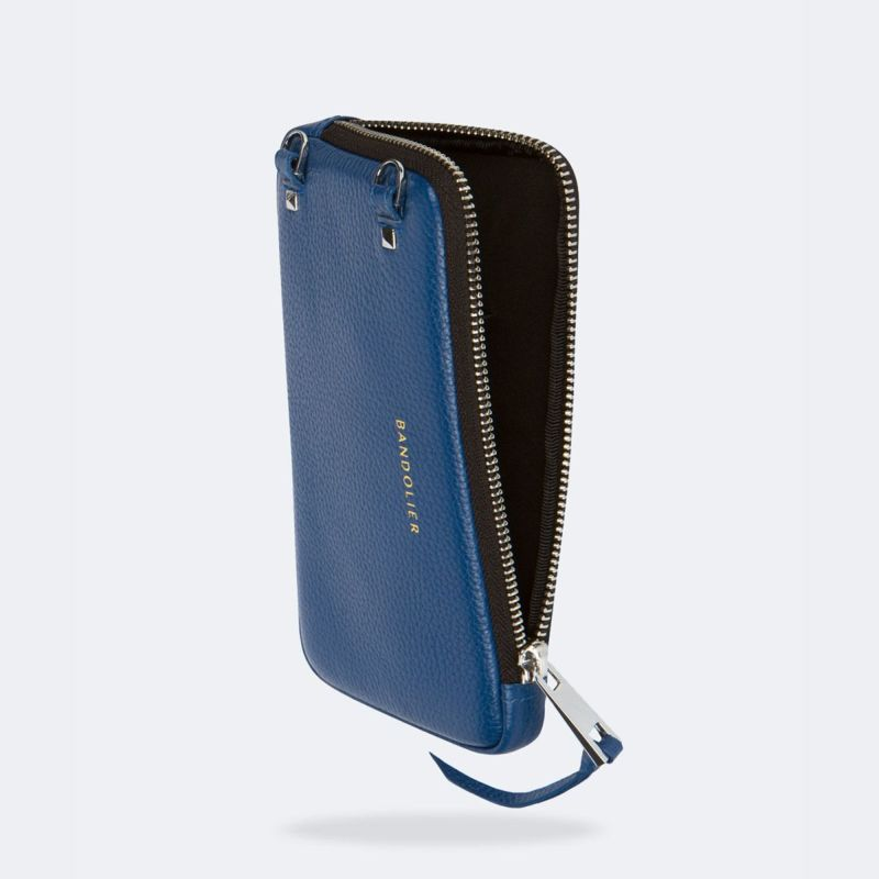 EXPANDED DEEP BLUE POUCH エキスパンデッド ディープブルー ポーチ