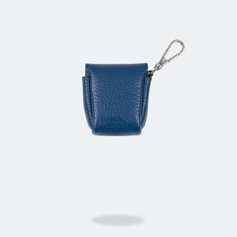 AirPods POUCH DEEP BLUE エアーポッズ ポーチ ディープブルー