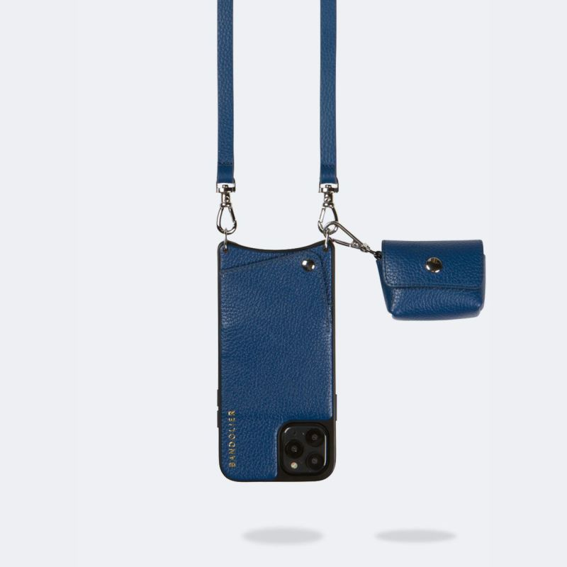 AirPods Pro POUCH DEEP BLUE エアーポッズプロ ポーチ ディープブルー