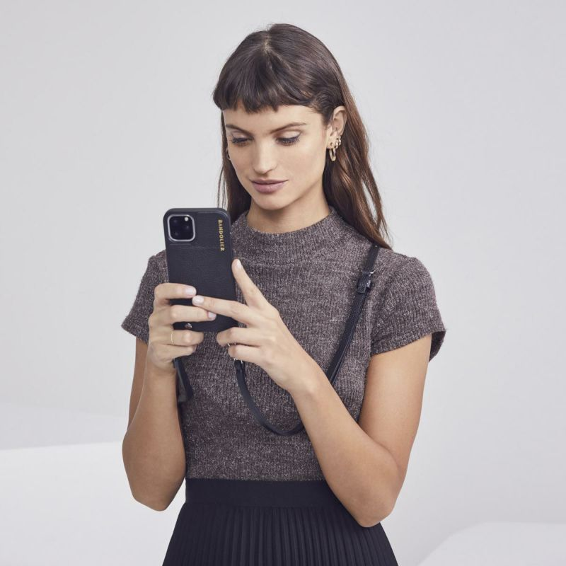 【iPhone 12 Pro/12】 EMMA SILVER エマ シルバー