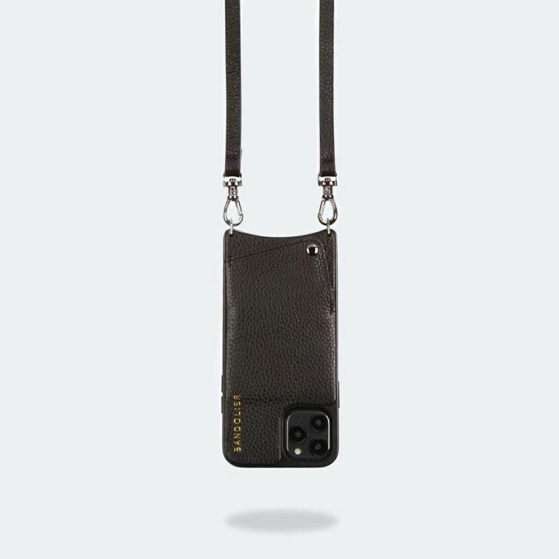 【iPhone 12 Pro/12】 EMMA PEWTER エマ ピューター