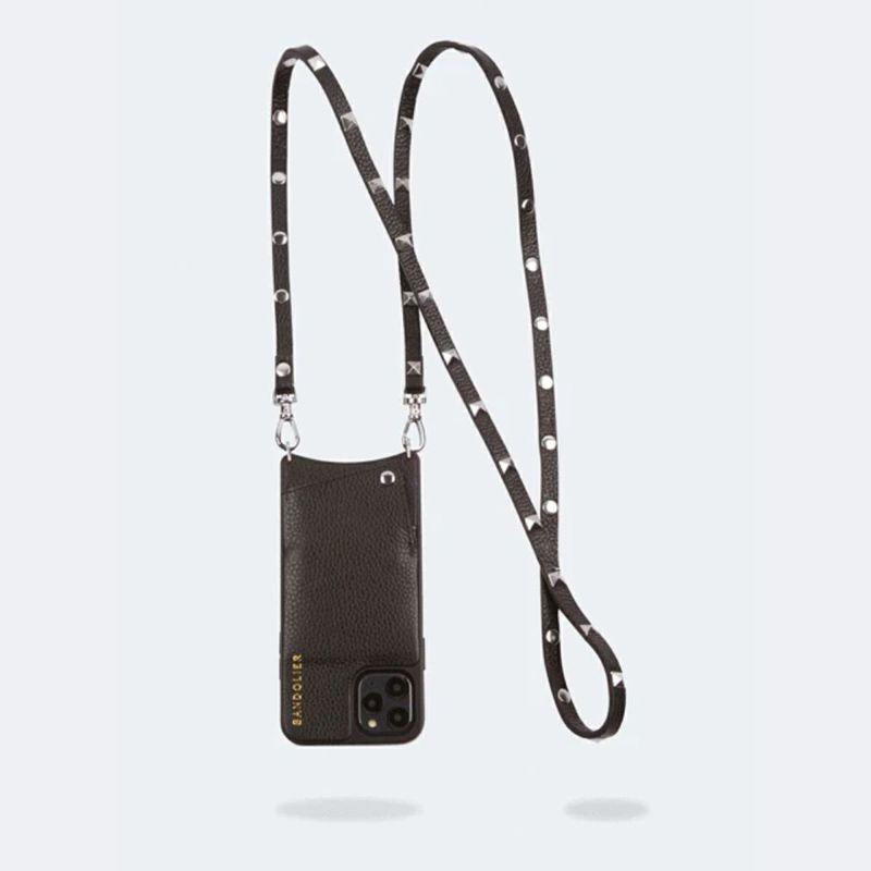 【iPhone 12 Pro Max】 SARAH SILVER サラ シルバー