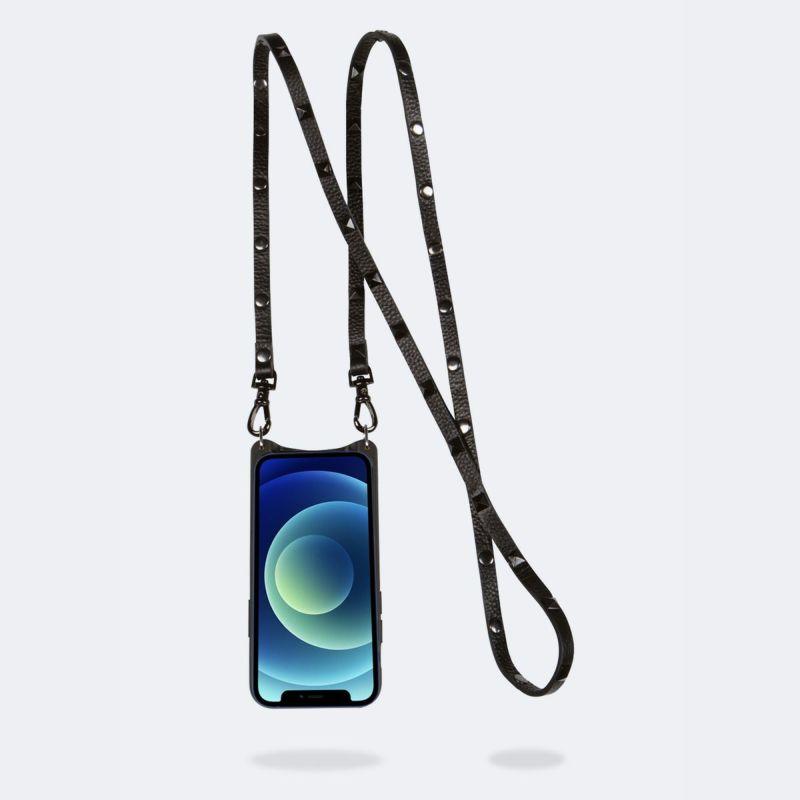 【iPhone 12 mini】 SARAH BLACK サラ ブラック