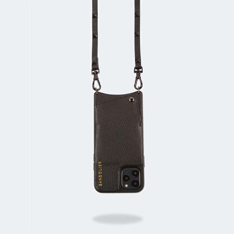 【iPhone 12 Pro Max】 SARAH BLACK サラ ブラック