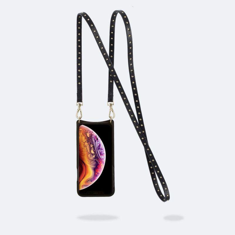 【iPhone 12 Pro/12】 NICOLE GOLD ニコル ゴールド