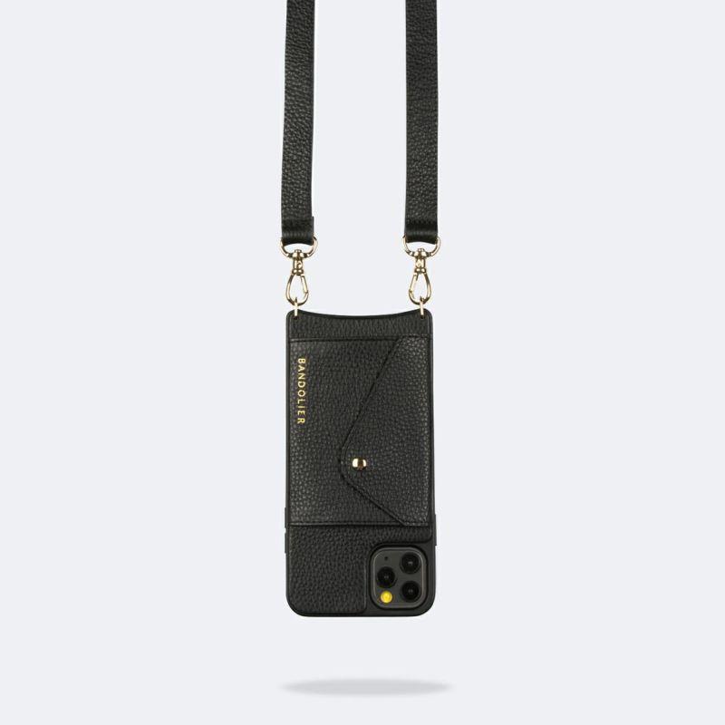 【iPhone 12 Pro/12】 HAILEY SIDE SLOT GOLD ヘイリー サイドスロット ゴールド
