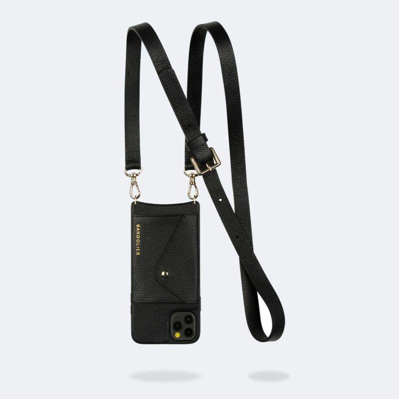 【iPhone 12 Pro Max】 HAILEY SIDE SLOT GOLD ヘイリー サイドスロット ゴールド
