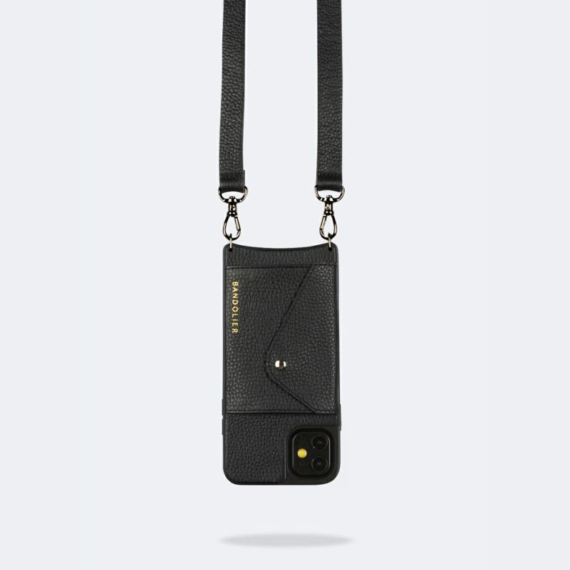 【iPhone 12 mini】 HAILEY SIDE SLOT PEWTER ヘイリー サイドスロット ピューター