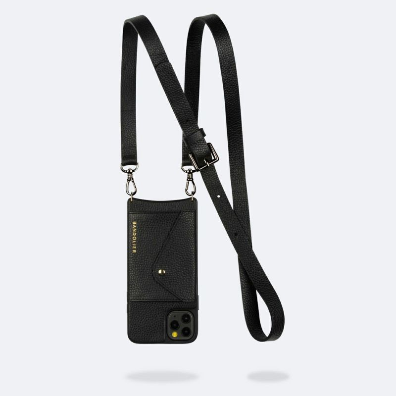 【iPhone 12 Pro Max】 HAILEY SIDE SLOT PEWTER ヘイリー サイドスロット ピューター