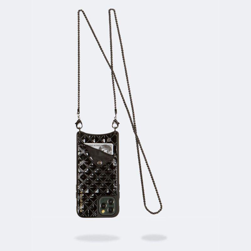 【iPhone 12 Pro Max】 SHEILA BLACK シーラ ブラック