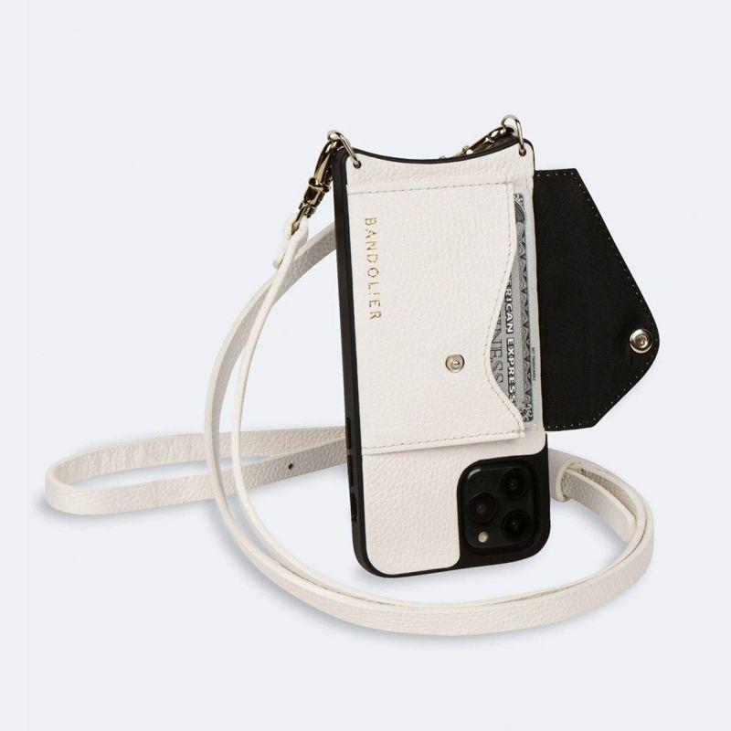 【iPhone 12 mini】DONNA SIDE SLOT WHITE ドナー サイド スロット ホワイト