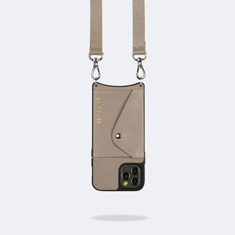 【iPhone 12 mini】HAILEY GREIGE ヘイリー グレージュ
