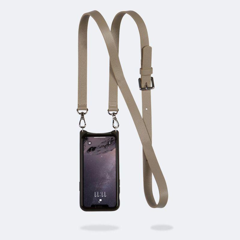 【iPhone 12 Pro Max】HAILEY GREIGE ヘイリー グレージュ