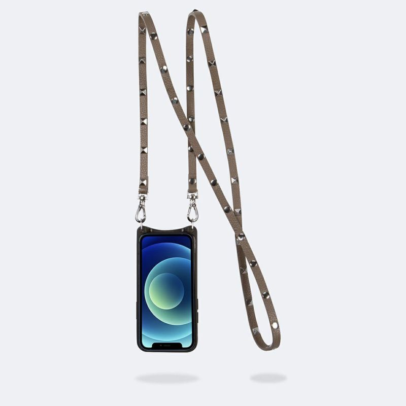 【iPhone 12 mini】SARAH TAUPE サラ トープ