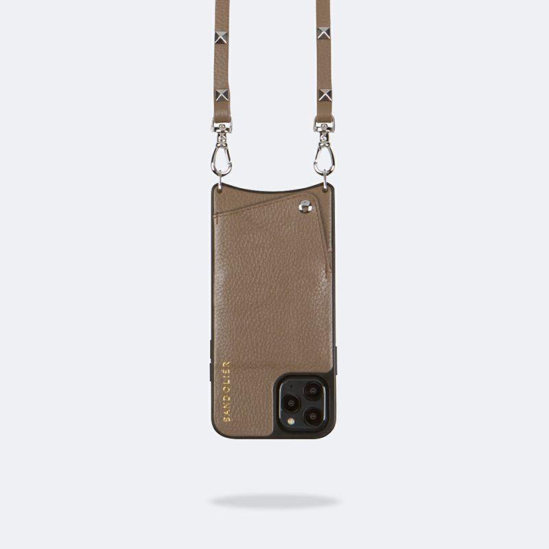 【iPhone 12 Pro/12】SARAH TAUPE サラ トープ