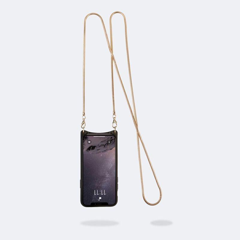 【iPhone 11】GIA SIDE SLOT LEOPARD ジア サイド スロット レオパード