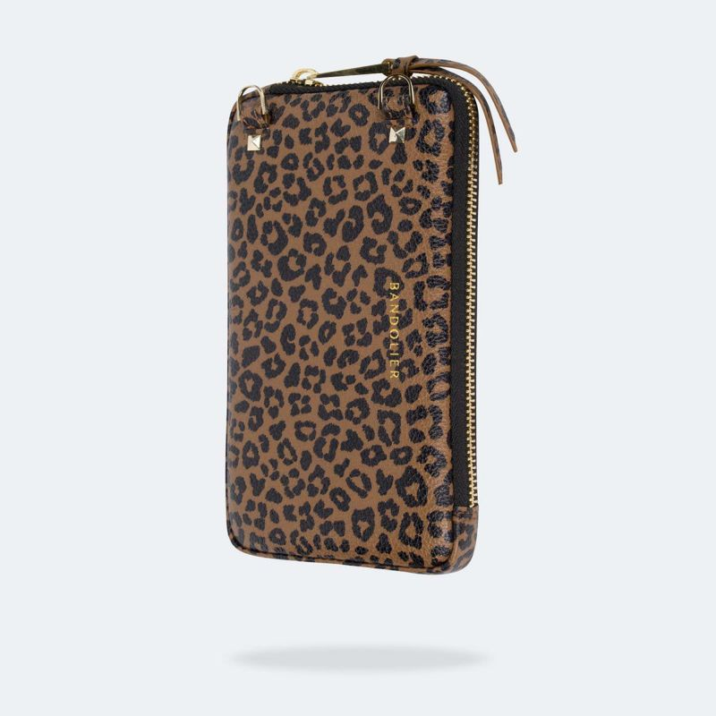EXPANDED LEOPARD POUCH エキスパンデッド レオパード ポーチ