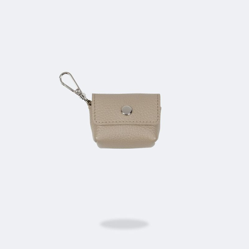 AirPods Pro POUCH GREIGE エアーポッズ プロ ポーチ グレージュ