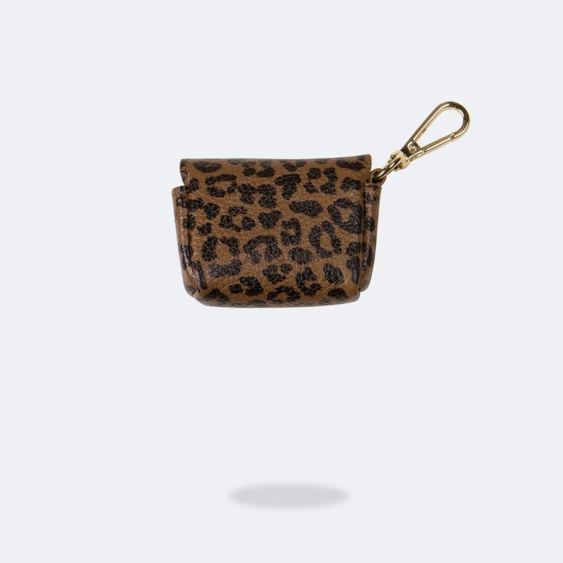 AirPods Pro POUCH LEOPARD エアーポッズ プロ ポーチ レオパード