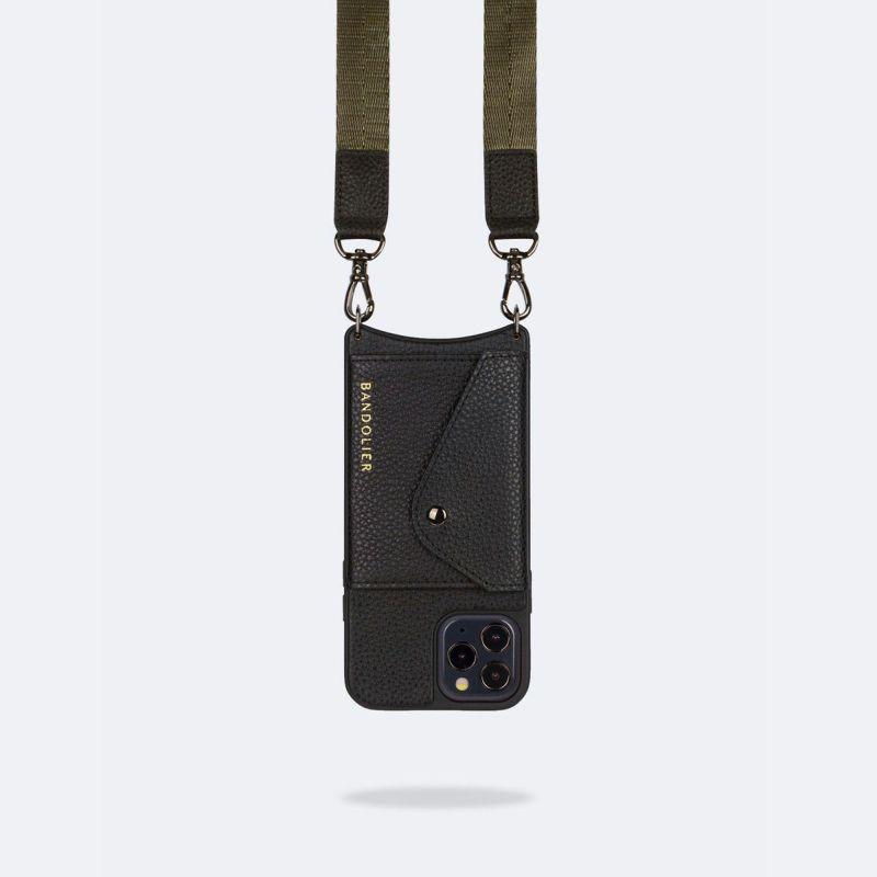 【iPhone 12 mini】 BOBBY ARMY GREEN ボビー アーミー グリーン