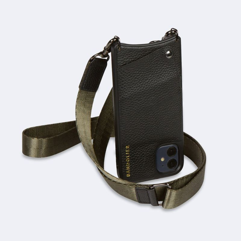 【iPhone 12 Pro/12】 BOBBY ARMY GREEN ボビー アーミー グリーン