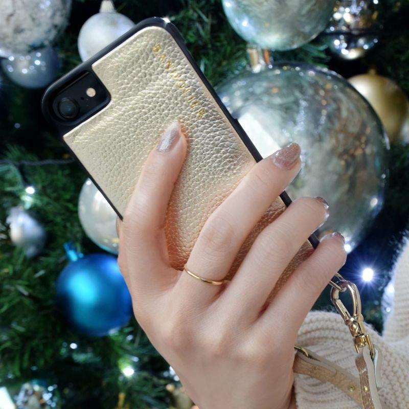 【iPhone 12 Pro/12】NICOLE RICH GOLD ニコル リッチ ゴールド