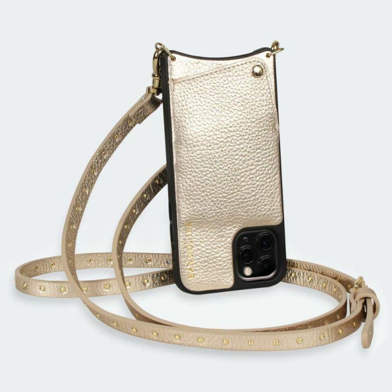 【iPhone 12 Pro Max】NICOLE RICH GOLD ニコル リッチ ゴールド