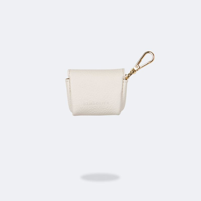 AirPods Pro POUCH WHITE エアーポッズ プロ ポーチ ホワイト