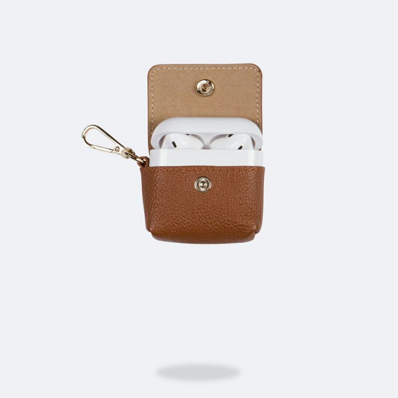 AirPods Pro POUCH SIENNA エアーポッズ プロ ポーチ シエンナ
