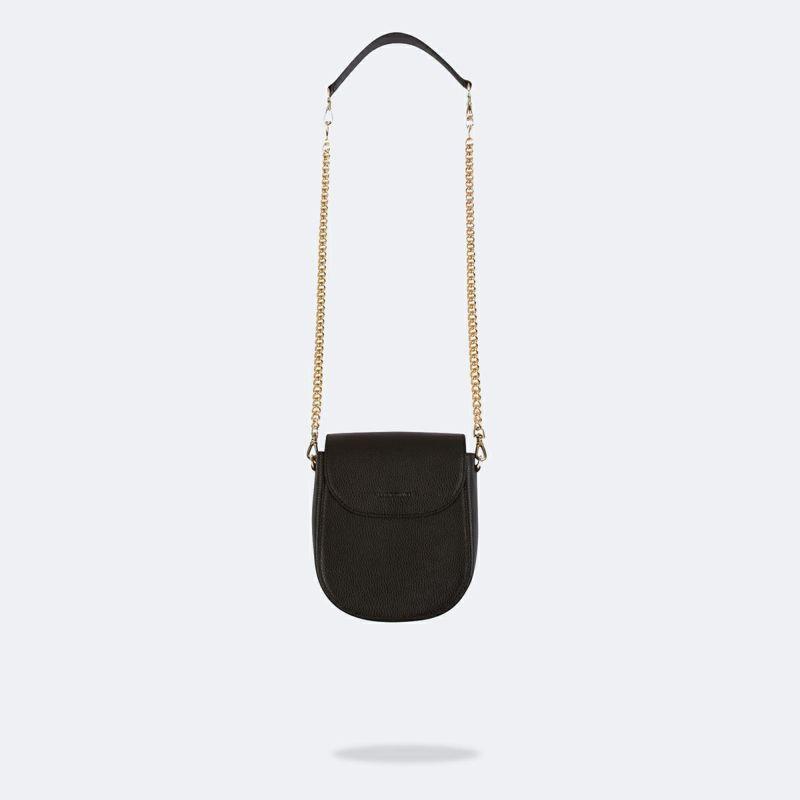 【iPhone 12 mini】SHAY BLACK BAG シェイ ブラック バッグ